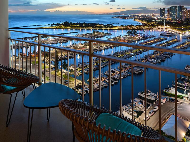 Waikiki Suites Ilikai Hotel Amp Luxury Suites