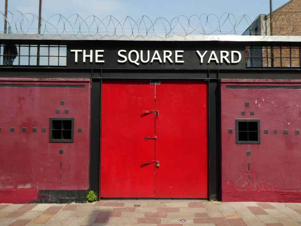 The Barras - The Square Yard