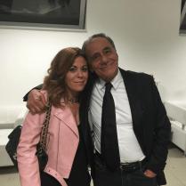 Roberta Maiorano con ROVERTO VECCHIONI