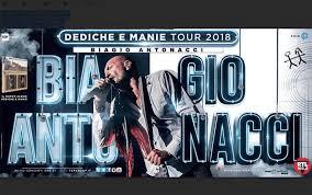 sììdediche e manie tour 2018