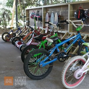 How To Make A Huge Bike Rack I Like To Make Stuff