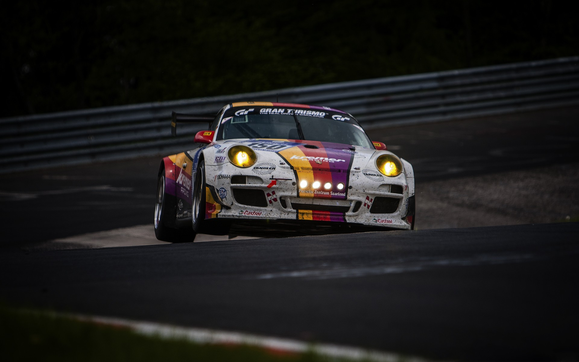 Daily Wallpaper Porsche On Nrburgring I Like To Waste