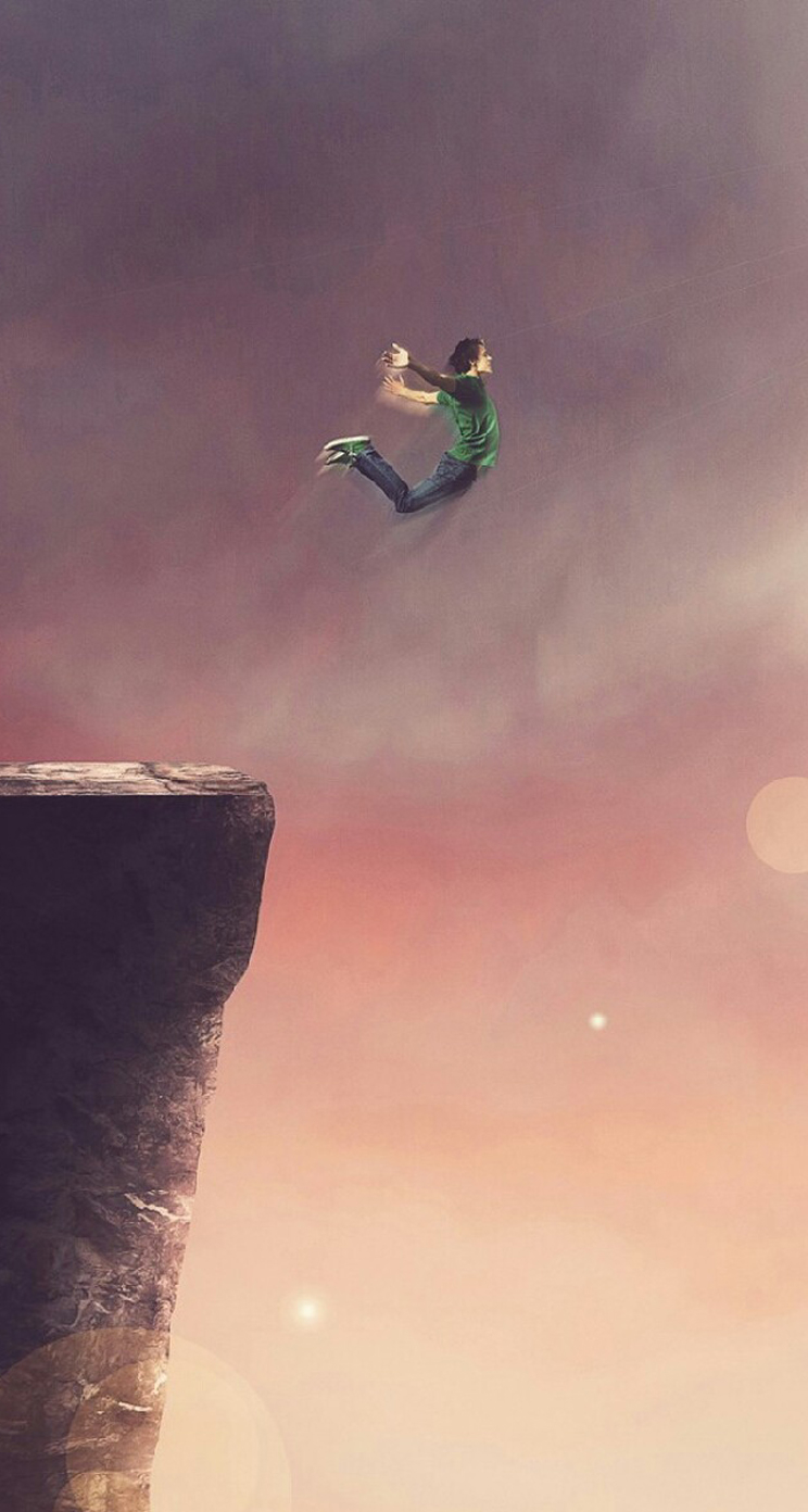 Image result for cliff jump wallpaper