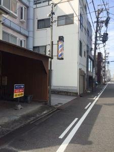 黒川駅付近駐車場