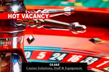 casino Solutions Staff and Equipment