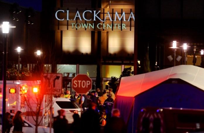 Clackama Town Center