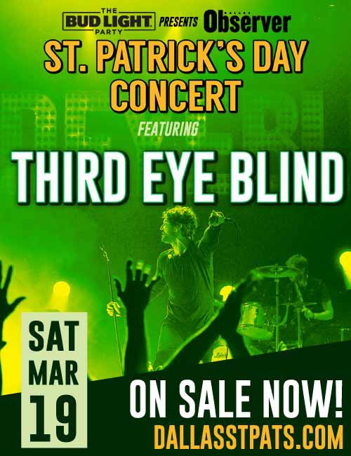day concert with third eye blind