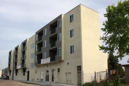 Diamond Terrace Condominiums