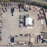Industrial Trucking Yard