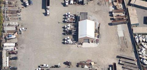Industrial Trucking Yard [Sold July 3, 2008]