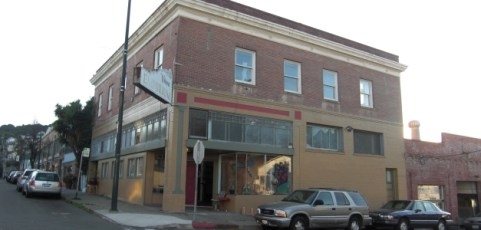 Crockett Mixed Use Retail/Apartment [Sold April 30, 2013]