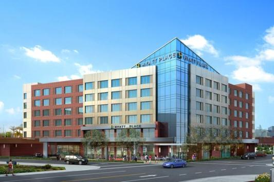 Hyatt Place Hotel - Emeryville by Bay St Mall