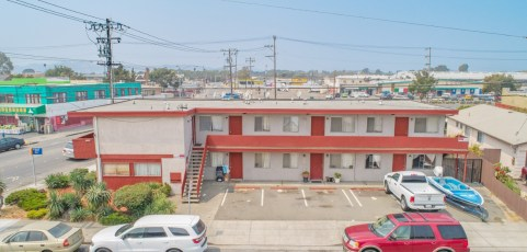 San Pablo 7 Unit Apartment [Sold November 2, 2018]