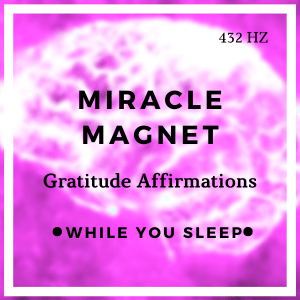 Gratitude Affirmations - Reprogram Your Mind (While You Sleep)