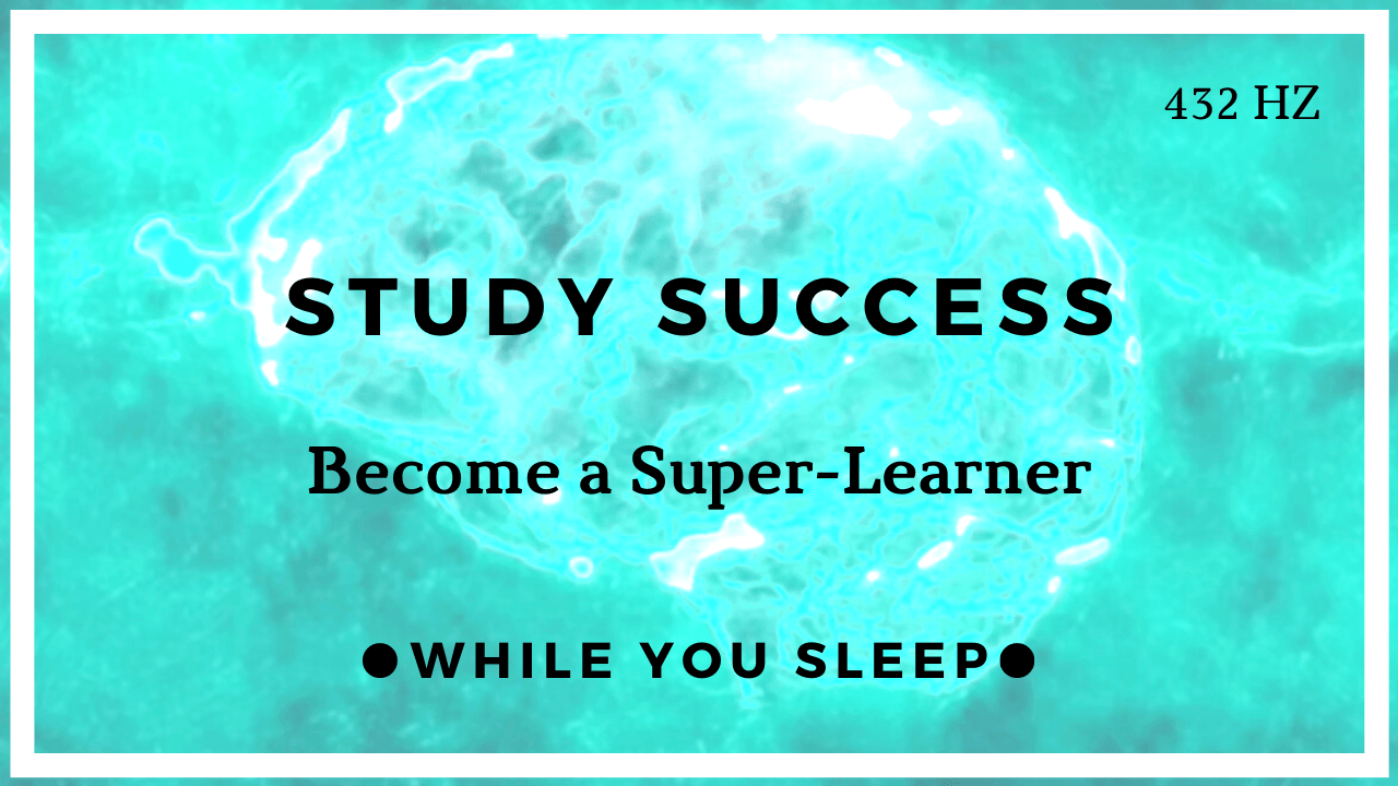 Study Success Affirmations