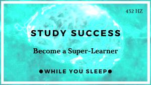 Study Success Affirmations