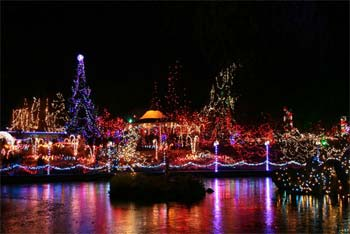 VanDusen Botanical Garden - Festival of Lights