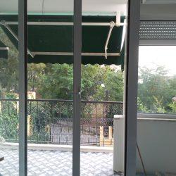 sürgülü cam kapı