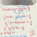 Trigonometri ve yarım acı formülleri soru çözüm..
