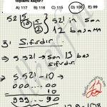 Zincir bolme ile faktöriyel ifade içerisinde 2.5 in sayısı bulunur. Kac tane 10 varsa