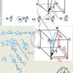 Trigonometri de yarım acı formülleri ve geometri