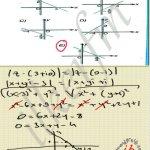 Karmaşık sayılar modül ve grafik soru çözüm.