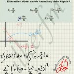 #lys 2013 matematik 50. soru çözüm