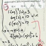 Bileske fonksiyonlar soru çözüm #ygs #lys matematik fem Yayınları