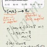 Tanım ve görüntü kümesi ilişkisi #ygs #lys matematik fem Yayınları fonksiyonlar