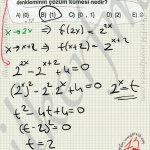 2.dereceden Denklemler değişken değiştirme #ygs #lys matematik körfez Yayınları