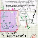 Ipteki gerilme kuvvet ile tepki kuvvetinin farkina eşittir. #ygs #lys fizik fem Yayınları