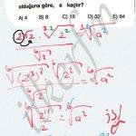 Köklü ifadeler kök derecesi genişletme #ygs #lys matematik fem Yayınları