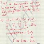 Faktoriyel soru çözüm #ygs #lys matematik