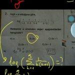 Logaritmik ifadeler toplam sembolü soru çözüm #ygs #lys matematik