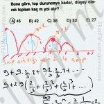 Sonsuz seriler Limit #ygs #lys matematik fem Yayınları