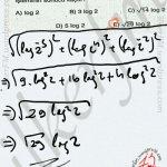 Logaritma işlemleri ve kuralları soru cozum
