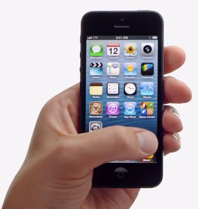 cep telefon ve insan eli