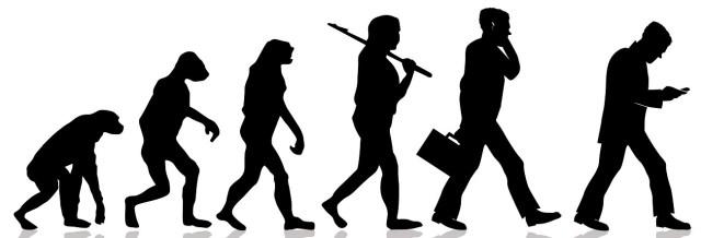 telefon insan vücudu evrimi