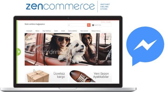 Zencommerce messenger