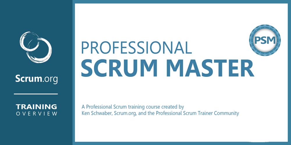 PSM I - Professional Scrum Master
