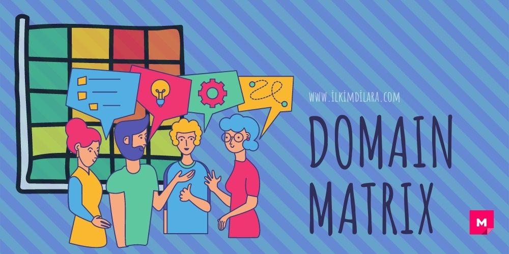 Domain Matrix Kapak