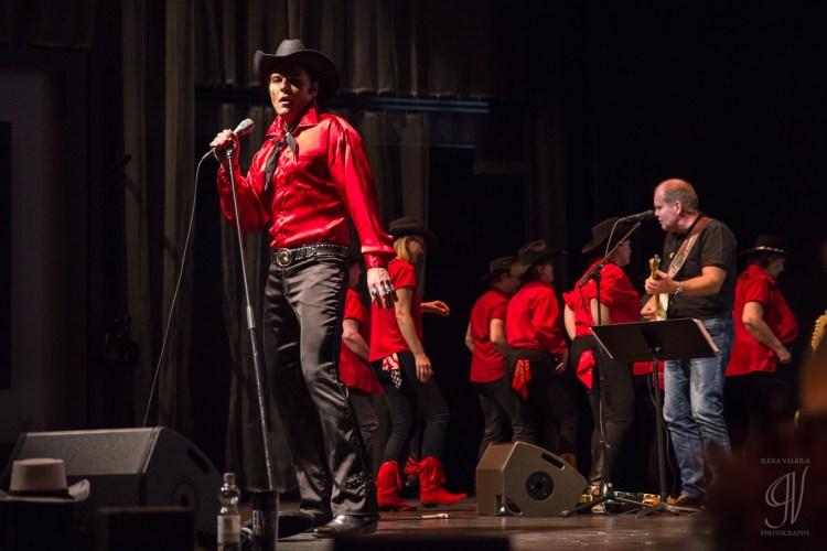 Aron & Cool Company: Elvis Country