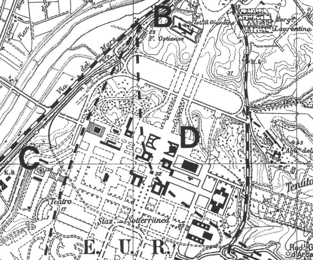 Il mistero di Remoria: la città perduta di Remo è all'EUR? – Parte II