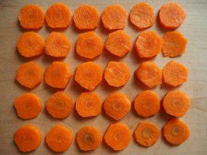 sárgarépa macerátum