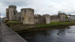 King John's Castle at Limerick