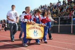 Special Olympics @ Illinois State University