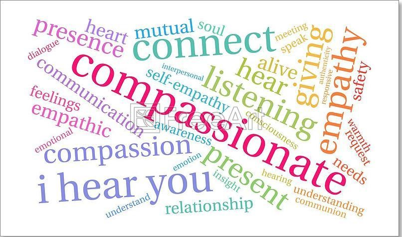 Thinking and Acting with a Compassionate Heart   (Read – Apply – Grow)