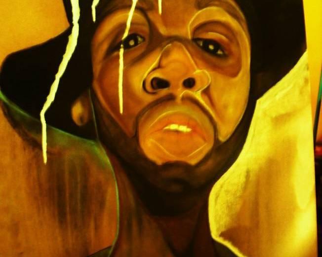 J. Dilla Art Tribute