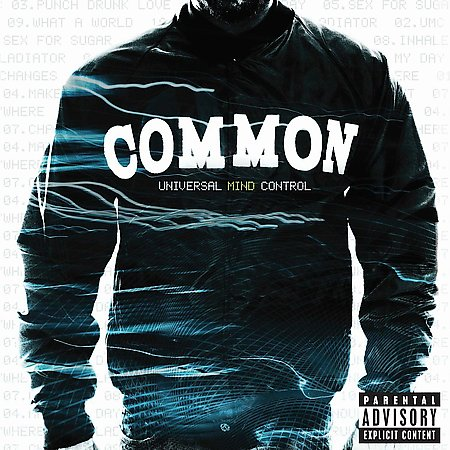 Common – Universal Mind Control – Album Reminder