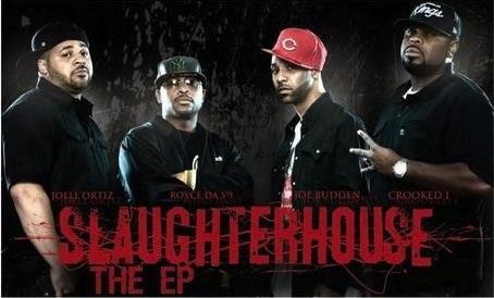 Slaughterhouse EP Pushed Back